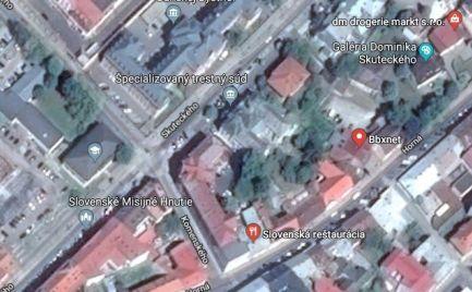 Top ponuka - Veľký tehlový  4 izbový byt, 178 m2, s terasou a balkónom, centrum B. Bystrica, novostavba  - cena 219 000€