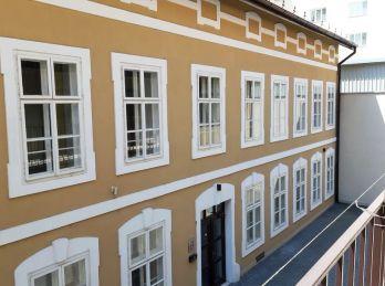 BA Špitálska – reprezentatívne kancelárie od 113, 151, 200, 411 až po cca 2.200 m2.