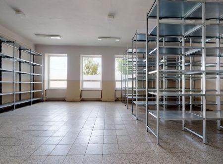 Administratívne, skladovacie priestory na prenájom / Horná Streda pri Piešťanoch