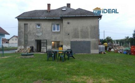 Rekonštruovaný dom s veľkou záhradou, 12min. od Prešova, Fulianka