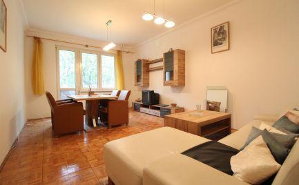 DOM-REALÍT ponúka, zariadený 2,5 izbový byt na Jesennej ulici