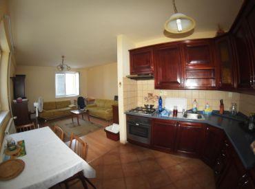 Na prenájom 2-izbový byt s balkónom, 55 m², Pri Šajbách, Rača, voľný ihneď