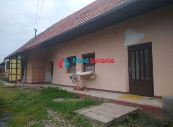 Rodinný dom Zvolenská Slatina