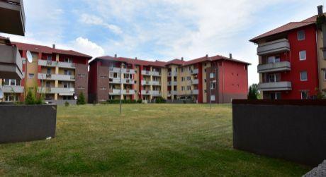 1 - izbový byt 34m2, s veľkou terasou - Rajka