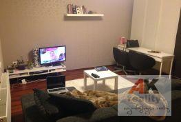 Predaj zariadený 2 izbový apartmán Bratislava-Petržalka, Betliarska ulica