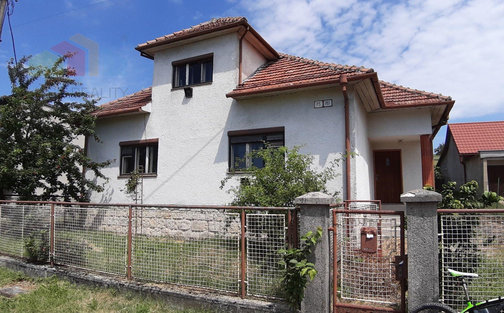 Rodinný dom-Predaj-Myjava-110000.00 €