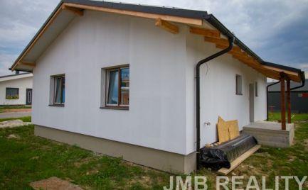 Novostavba, bungalov 4+1 v lokalite Svederník-rezervované