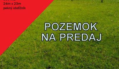 Prašice, rekr. oblasť Duchonka, POZEMOK 539m2 na stavbu chaty