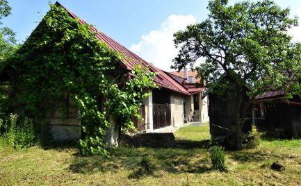 Rodinný dom v pokojnej časti, 900 m2 - Predajná