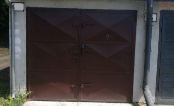 PRENÁJOM - garáž Cesta pod skalou 17 m2 Prievidza