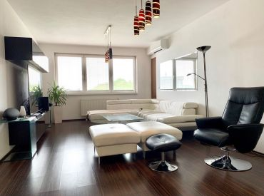2 izbový byt s výhľadom na Bratislavu, Koliba