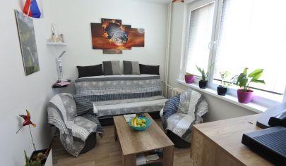 Exkluzívne APEX reality 2,5i. byt prerobený na 3i., 59 m2, ul. SNP, kompletná rekonštrukcia