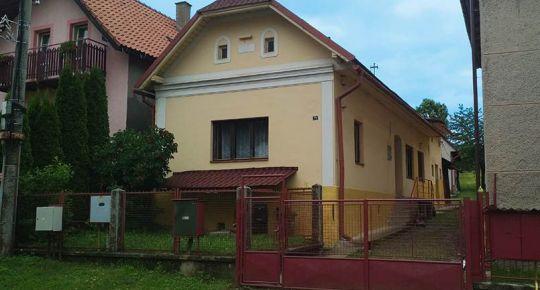 Rodinný dom v obci Batizovce