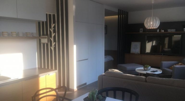 Prenájom 1 izbový byt Bratislava-Staré Mesto, Blumentálska ulica