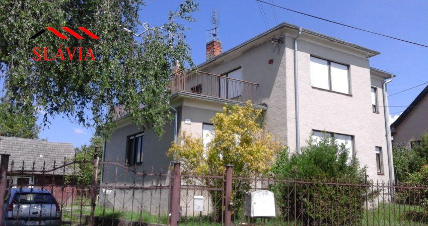 6 izbový rodinný dom Borčany