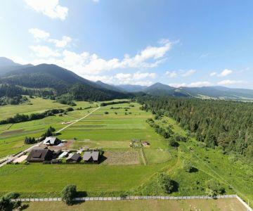 Predaj stavebného pozemku v obci Lazisko