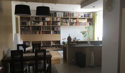 Kompletne zrekonštruovaný, priestranný 3 izbový byt na Bjorsonovej
