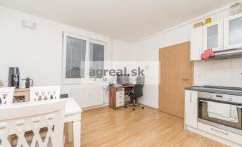 Zariadená 2-garsónka ÚP 43,31 m2 na Záhradníckej ulici, BA-Ružinov, od 01.01.2022