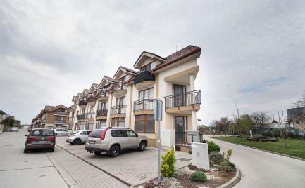 DOM-REALÍT ponúka, Zariadený 2izb byt s balkónmi v slepej uličke