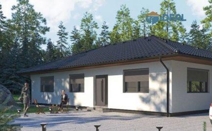 REZERVOVANÉ - Priestranná novostavba bungalovu s veľkým pozemkom, tichá lokalita - Župčany