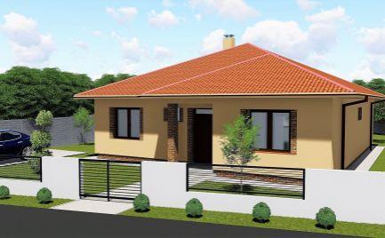 Komfortný 4 izb bungalov v novej časti obce Veľké Blahovo