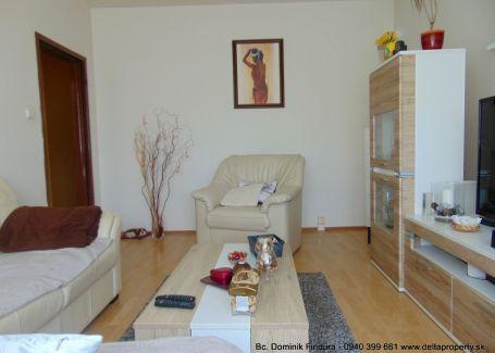 DELTA - Pekný 3-izbový byt na predaj Poprad - Starý Juh
