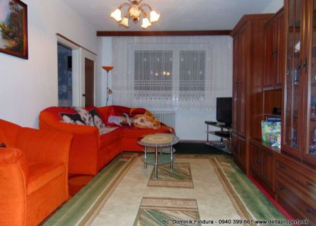 DELTA - Priestranný 4-izbový byt na predaj Sp. Nová Ves - Mier