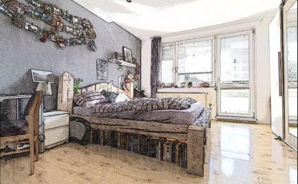 DOM-REALÍT  ponúka na predaj  veľký 3-izbový byt na začiatku Petržalky