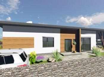 Novostavba rodinného domu v Bardejove časť Bardejovská Nová Ves