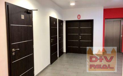 D+V real ponúka na prenájom: kancelárske priestory (vstupná hala a tri samostatné kancelárie), Budova Air Officces, Ružinov, Pestovateľská ulica, v blízkosti AVION, IKEA, KORZO