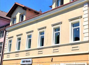 **NA PRENÁJOM: Zariadený 2 izb. byt v rezidenčnom byt. dome v CENTRE mesta Malacky!!