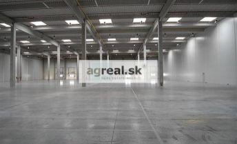 Moderné skladové priestory v skladovo-logistickom areáli