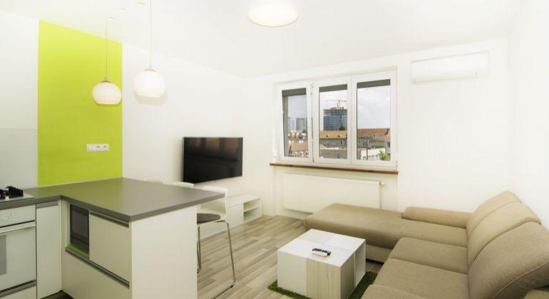 2 izbový byt po kompletnej rekonštrukcii neďaleko Polusu na Osadnej ulici
