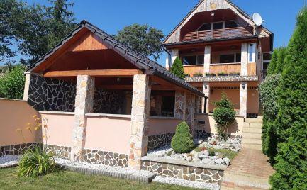 Lukratívny, poschodový rodinný dom, tichá lokalita, Čankov