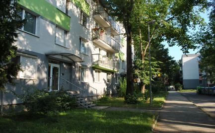 Ponúkame EXKLUZÍVNE na predaj 3 + 1/2 izb. byt s balkónom, vo vyhľadávanej, tichej a slepej ulici v Ružinove - ul.Gregorovej.