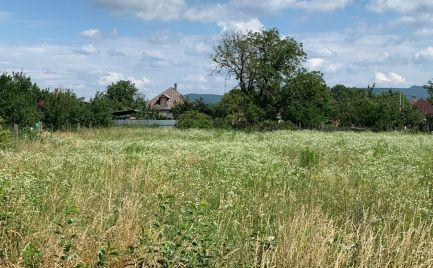 MAĎARSKO - TORNYOSNÉMETI STAVEBNÉ POZEMKY 1.350 M2 VŠETKY V DOSAHU.