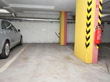 PRENÁJOM - garážové státie na ulici Betliarska v bytovom dome ABA