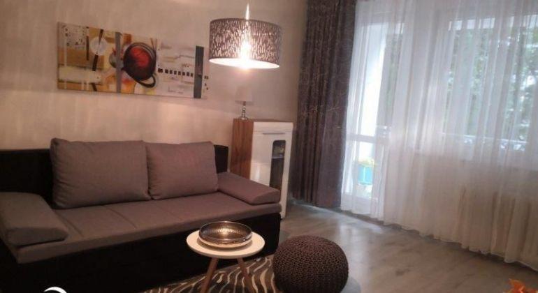 Prenájom - krásny, zariadený 1 izbový byt s logiiou, vynikajúca lokalita, Bratislava-Karlova Ves, Donnerova ulica