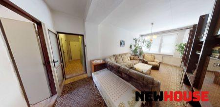 NA PREDAJ 3i byt v pôvodnom stave - ideálny na rekonštrukciu, Nová Dubnica - SNP