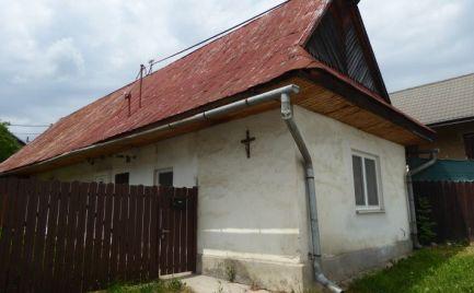 Menší domček/chalupa na predaj - Nízke Tatry - Horehronie