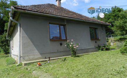 Romantický domček v krásnom prostredí s veľkou záhradou, Obišovce, 18 min. od PO a KE
