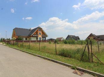 Na predaj pozemok o rozlohe 1060 m2 v obci Veľká Lomnica