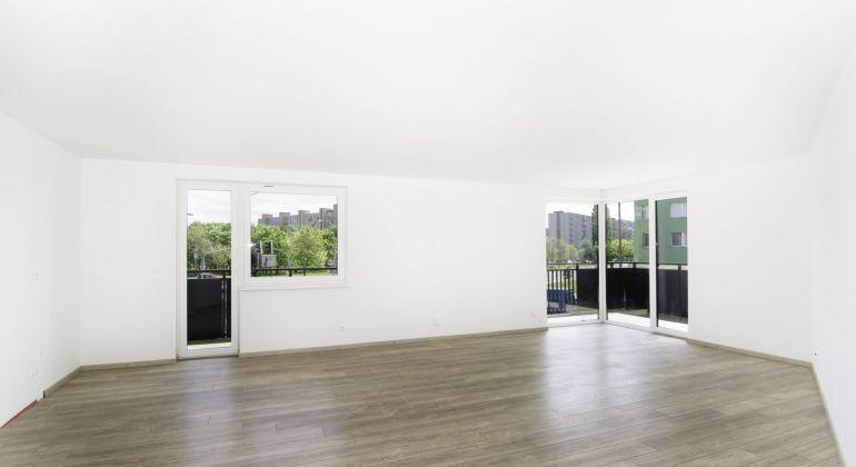 VEĽKÝ 3 izbový byt v štandarde  (107m2)  v projekte Oppidum