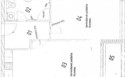Luxusný  tehlový byt 1+kk, 40 m2, s lodžiou, B. Bystrica, novostavba centrum - Cena 89 900 €