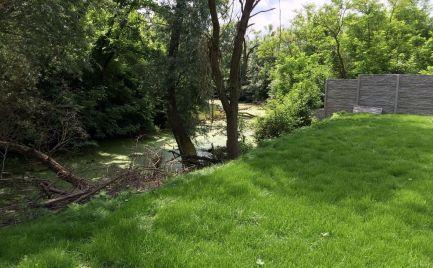 Záhrada pre relax a oddych - Malý Dunaj