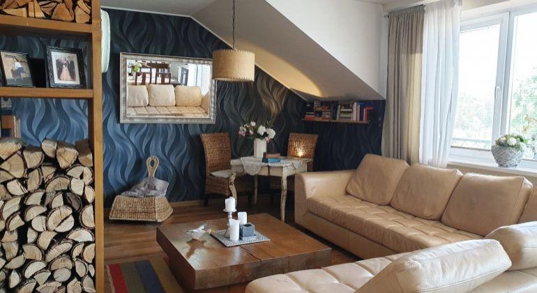 Prenájom – krásny, zariadený 4-izbový byt  v rodinnom dome s garážou,  Bratislava-Vajnory, ul. Dorastenecká