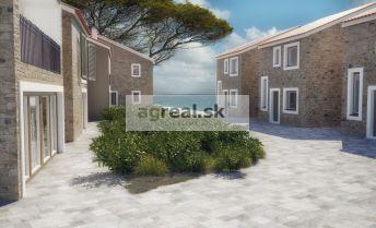 Moderný 4-izbový prímorský rodinný dom v mediteránskom štýle, Dalmácia