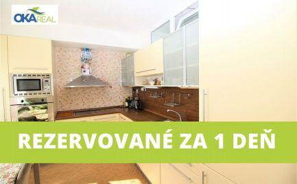 TOP PONUKA !!!Na predaj zrekonštruovaný 3 izb. byt 76 m2 v Dolnom Kubíne