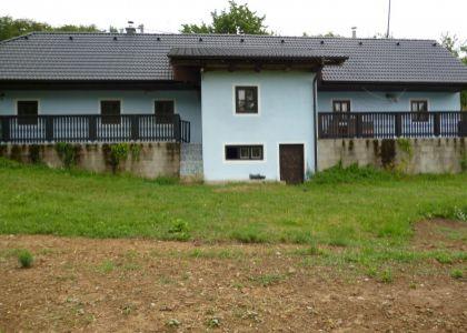 DOMUM - Chalupa - Rodinný dom v Krajnom, tichá lokalita, krásna príroda