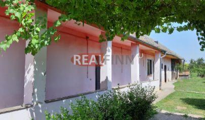 REALFINN Predaj - dom v pôvodnom stave v obci Bíňa